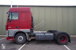 DAF hazardous materials / ADR tractor unit XF105