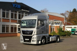 MAN TGX 18.460 XLX LOW Deck /Intarder/ACC/LDW/2 Tank tractor unit used exceptional transport