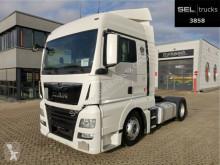MAN exceptional transport tractor unit TGX 18.500 / ZF Int. / ADR / Standklima / German