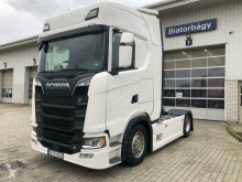 Tracteur Scania S occasion
