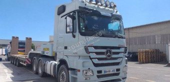 Mercedes Sattelzugmaschine Schwertransport Actros 2660
