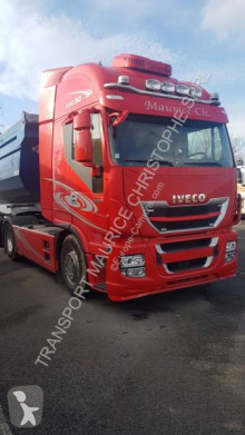 Cap tractor Iveco Stralis X-Way second-hand