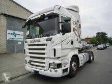Scania R 480 Highline / Retarder / Euro 5 / Hydraulik Sattelzugmaschine gebrauchte