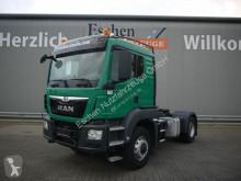 Tracteur MAN TGS 18.460 4x4 H BLS, Kipphydr., EUR6, Automatik occasion