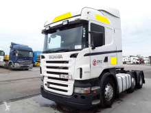Tracteur Scania PRT 420 highline