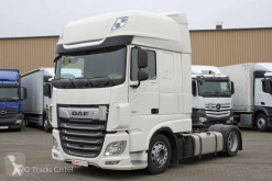 Tracteur convoi exceptionnel DAF XF 480 SSC Intarder Luft/Luft ACC LDWS 2xTank