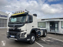Volvo FMX 13.460 tractor unit used exceptional transport