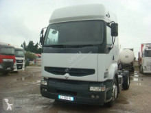 Renault low bed tractor unit Premium 420 DCI