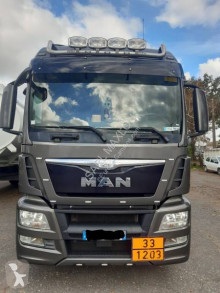 MAN hazardous materials / ADR tractor unit TGS 18.480