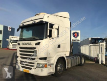 Scania tractor unit used
