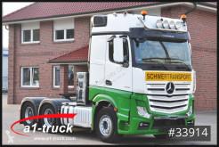 جرار موكب استثنائي Mercedes LS 2858 6X4 F 16 Schwerlast, 120 t., TÜV 03/2021