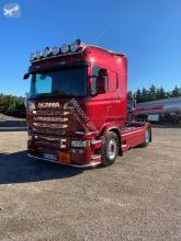 Trattore Prodotti pericolosi / adr Scania R 560