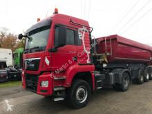 Tracteur MAN TGS 18.480 BLS 4x4 Allrad AUT RET Navi Kipphyd