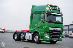 Тягач DAF 106 / 510 / EURO 6 / ACC / PUSHER / 3 OSIE б/у