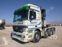 Cabeza tractora convoy excepcional Mercedes 3353S
