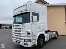 Scania L 124L420 Sattelzugmaschine gebrauchte