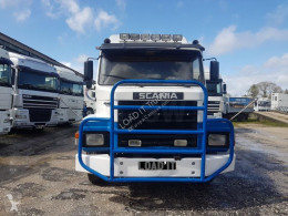 Tracteur Scania 142 occasion