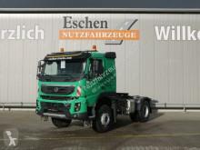 Volvo Sattelzugmaschine FMX 420 4x4,Blatt/Blatt, Kipphydr, Manuell,Klima
