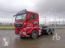 Cabeza tractora MAN TGX33.480