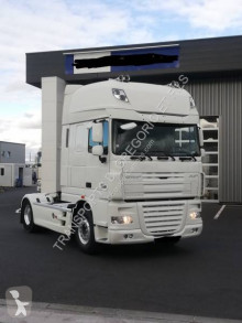 DAF XF105 FT 460 tractor unit used hazardous materials / ADR