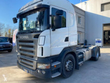 Scania R 420 High Line tractor unit used