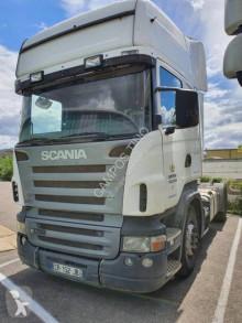 Тягач Scania R 470 б/у