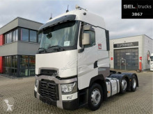 Renault exceptional transport tractor unit T 520 / Navi / German