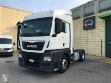 Tractor unit used