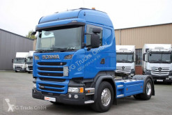 Ťahač Scania R 450 SC Only! Kipphydaulik etade ACC Alcoa
