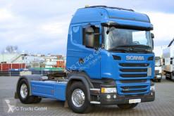 Scania Sattelzugmaschine R 450 SC Only! Kipphydaulik etade ACC Alcoa