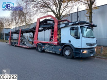 Renault car carrier trailer truck Premium