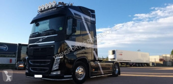 Volvo FH 4 540 i-shift dual clutch adr citerne tractor unit used hazardous materials / ADR