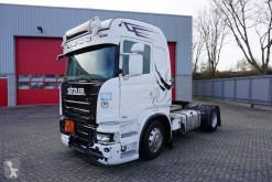 Trattore Scania G 490 incidentato