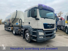 MAN * TGS 18.440 * KOMPRESSOR * EURO 5 * FÄHRT SUPER tractor unit used