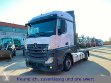Тягач сопровождение негабаритных грузов Mercedes * ACTROS 1845 * RETARDER * EURO 6 * VOLUMEN *