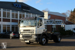 DAF CF 85.410 EURO 5/Flachdach/Hydraulik/LG 6.550kg tractor unit used