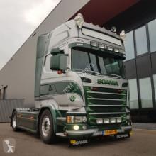 Trekker Scania R520 LA4X2MNB Topline full air retarder hydrauliks