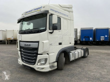 DAF 460 XF Lowliner Mega Low Deck tractor unit used exceptional transport