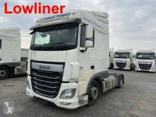 Tracteur convoi exceptionnel DAF 460 XF Lowliner Mega Low Deck
