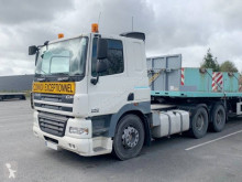 DAF CF85 460 tractor unit used exceptional transport