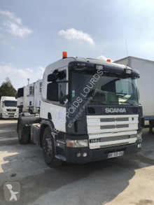 Scania G 114G380 tractor unit used