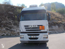 Iveco hazardous materials / ADR tractor unit Stralis