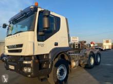 Cabeza tractora Iveco Trakker 500 usada