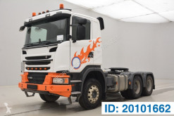 Scania hazardous materials / ADR tractor unit G 450