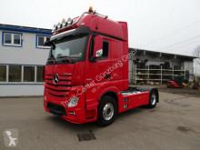 Mercedes tractor unit Actros Actros 1858 LS Giga-Space EU6 Retarder NA