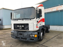 Tractor MAN 19.403FLT SLEEPERCAB (EURO 2 / ZF16 MANUAL GEARBOX / AIRCONDITIONING) usado