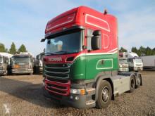 Nyergesvontató Scania R490 6x2 Euro 6 Topline használt