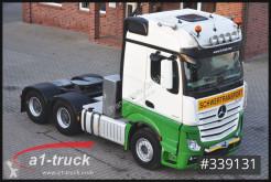 Tracteur convoi exceptionnel Mercedes LS 2858 6X4 F 16 Schwerlast, 120 t.,