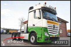 Mercedes LS 2858 6X4 F 16 Schwerlast, 120 t., tractor unit used exceptional transport