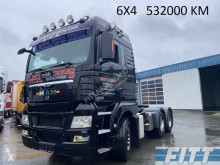 MAN TGA 33.440 tractor unit used